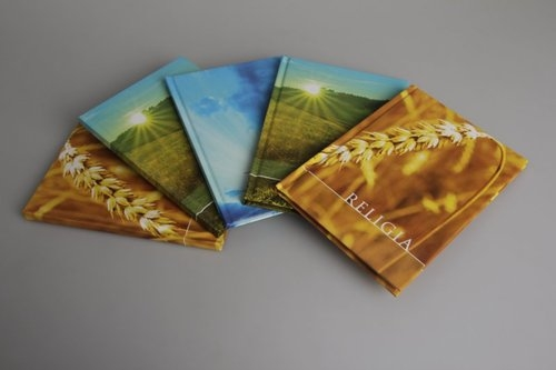 Brulion A5 Religia w kratkę 80 kartek