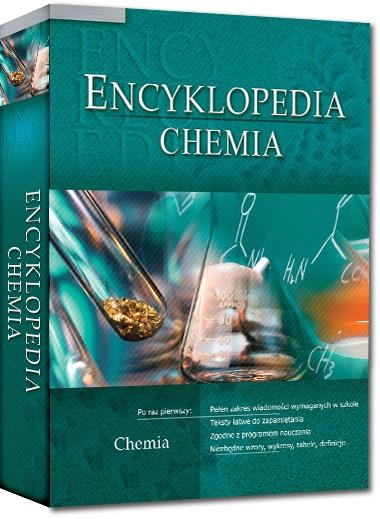 Encyklopedia szkolna - chemia (Uszkodzona okładka) Iwona Król