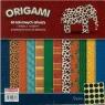 Origami 19,5 x 19,5 Świat Zwierząt