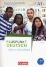 Pluspunkt Deutsch - Leben in Deutschland A1: Teilband 1 Kursbuch mit Video-DVD Jin Friederike, Schote Joachim