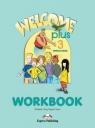 Welcome Plus 3 Workbook