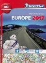 Europe 2017 Motoring Atlas 1:1 000 000