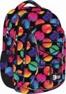 Plecak 3-komorowy Colourful Dots