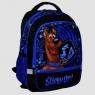 Plecak szkolny Scooby-Doo granatowy
