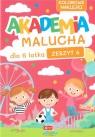 Akademia Malucha dla 6-latka z.4 praca zbiorowa