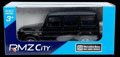 Mercedes Benz G63 Black RZM