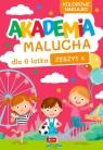Akademia Malucha dla 6 latka. Zeszyt 4