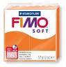 Masa termoutwardzalna Fimo Soft pomarańczowa (8020-42)