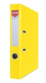 Segregator dźwigniowy Officer A4/55 z szyną żółty 21011121-06