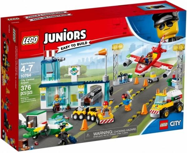 Lego Juniors: Lotnisko (10764)