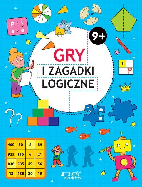 Gry i zagadki logiczne 9+