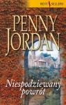 Niespodziewany powrót  Penny Jordan