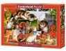 Puzzle 1500 Kittens Play Time (C-151639)