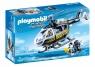 Playmobil City Action: Helikopter jednostki specjalnej (9363) Wiek: 5+