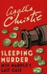 Sleeping Murder Miss Marple's Last Case Christie Agatha