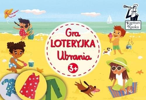 Kapitan Nauka. Gra Loteryjka - Ubrania