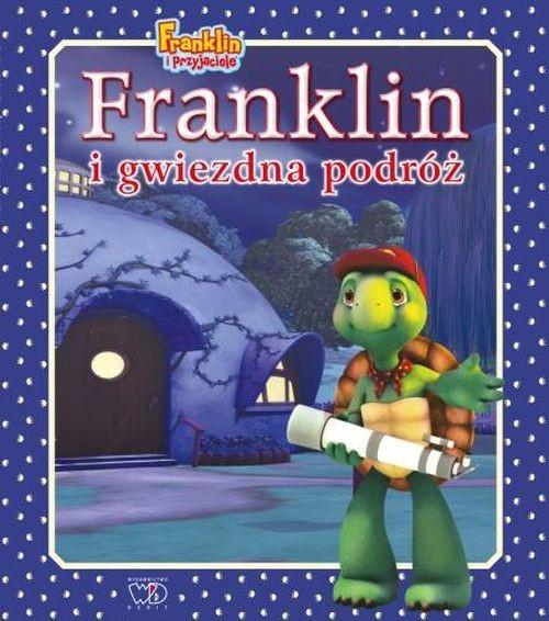 Franklin i gwiezdna podróż Bourgeois Paulette