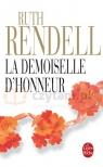 LF Rendell, La Demoiselle d'honneur Ruth Rendell