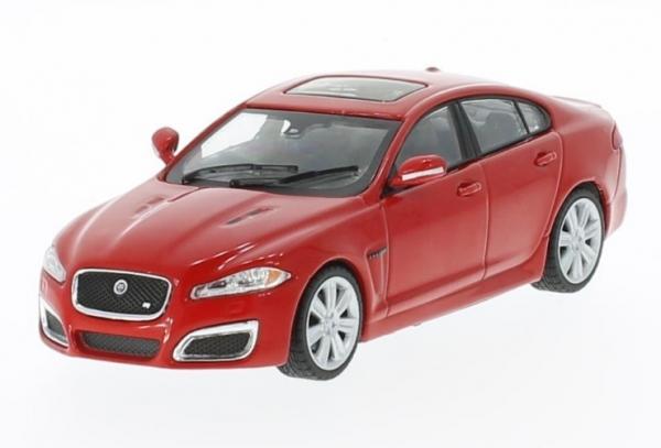 Jaguar XFR RHD 2010 (red) (216289)