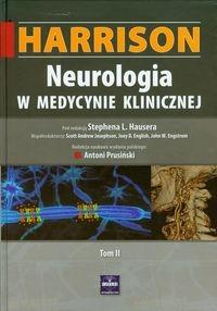 Harrison Neurologia w medycynie klinicznej Tom 2 Hauser Stephen L.