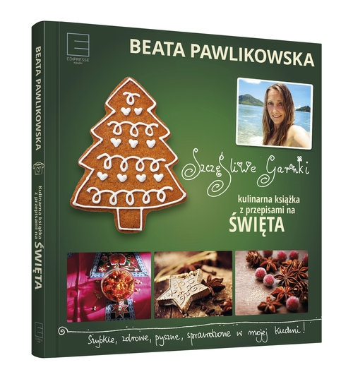 Szczęśliwe garnki Pawlikowska Beata
