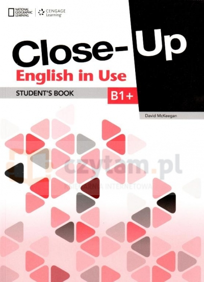 Close-Up B1+ English in Use Student's Book David McKeegan