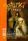 Notatki z lekcji Historia XVII i XVIII wiek