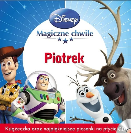 Magiczne chwile Piotrek