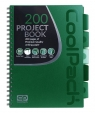 Coolpack - Project Book - Kołobrulion A4 Green (94047CP)