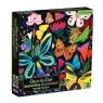 Puzzle rodzinne, świecące w ciemności 500: Motyle (MP66640)
