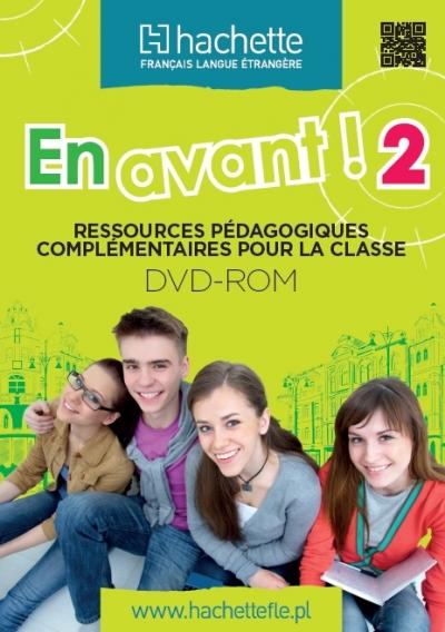 En Avant 2 ressources pedagogiques (DVD-Rom)