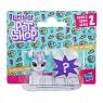 Figurki Littlest Pet Shop Lilac & Biff dwupak (B9389P/E0954P)