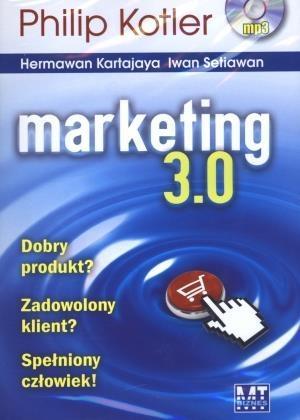 Marketing 3.0  (Audiobook) Kotler Philip, Kartajaya Hermawan, Setiawan Iwan