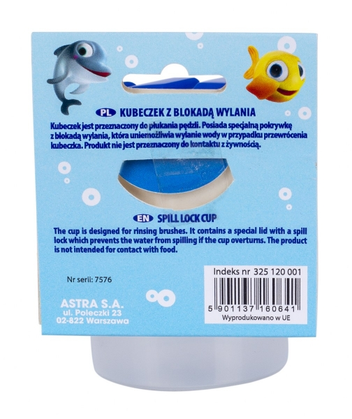 Astra, pojemnik na wodę Creativo MiniMini (454032)