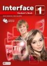 Interface 1 Student's Book Podręcznik wieloletni Gimnazjum Heyderman Emma, Mauchline Fiona