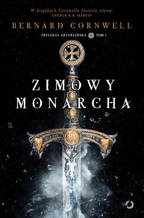 Zimowy monarcha (Uszkodzona okładka) Cornwell Bernard