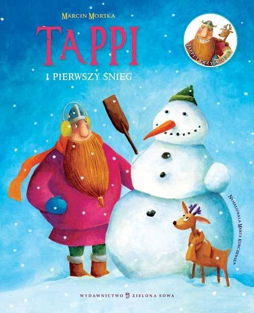 Tappi i pierwszy śnieg Mortka Marcin