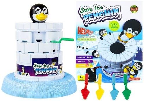 Skaczący Pingwin Gra zręcznościowa