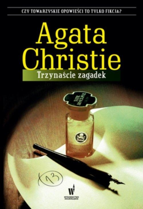 Trzynaście zagadek Christie Agata
