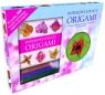 Papierowe kwiaty origami. Zestaw praca zbiorowa