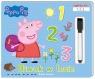 Peppa Pig. Napisz to... 1,2,3... Biwak w lesie