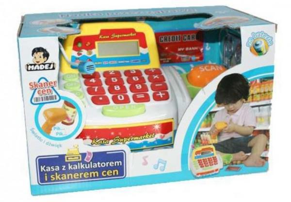 Kasa z kalkulatorem (066064)
