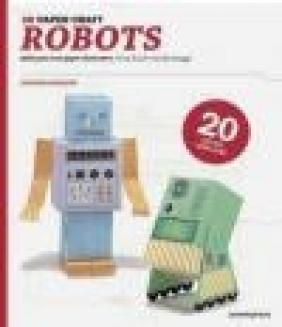 Robots 3D Paper Craft P. Pasques
