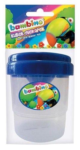 Kubek niekapek Bambino mix kolorów