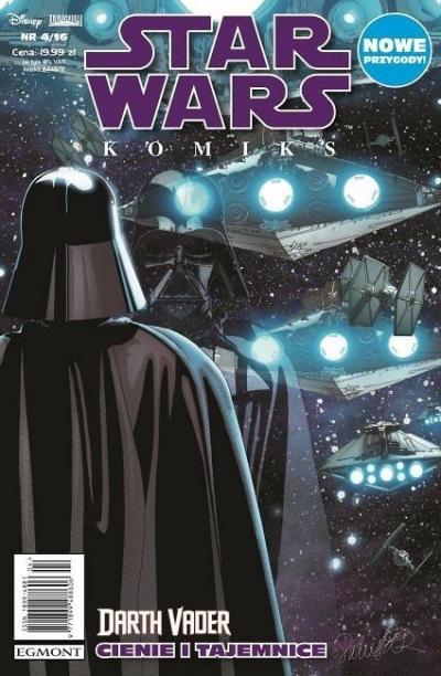 Star Wars Komiks. 4/2016 praca zbiorowa