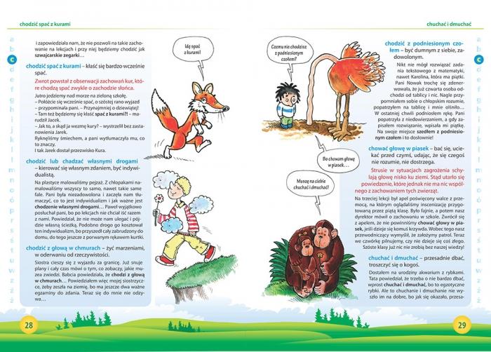 Ilustrowany słownik frazeologiczny Lucyna Szary