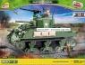 Cobi: Mała Armia WWII. M4A1 Sherman - 2464