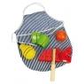 Zestaw do krojenia owoców (BJ664)