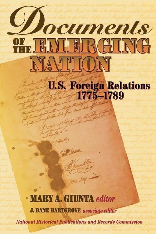 Documents of the Emerging Nation Hartgrove Dane J.