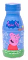 Tuban płyn do dużych i małych baniek mydlanych 0,25 L - Świnka Peppa